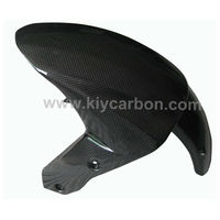 Carbon front fender motorcycle mudguard for Kawasaki ZX10