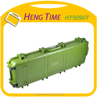 IP67 Waterproof gun case hard plastic