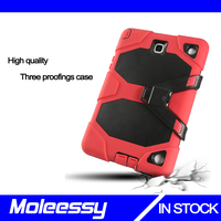 Manufacturer wholesale most popular cute tablet pc case for samsung T550 silicon case