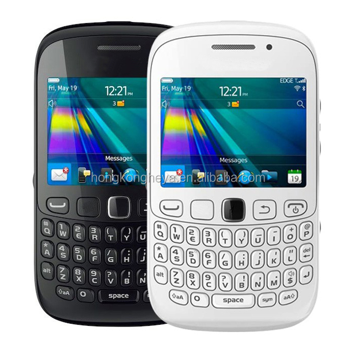 Original Unlock Cell Phones Mobile QWERTY B9220