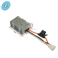 48v to 12v 30A electric golf cart dc converter