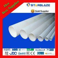 Design top sell half pvc pipe
