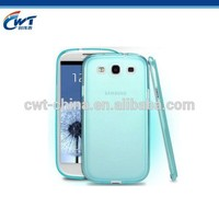 Hot wholesale front cover for samsung galaxy s3 cover unlocked cell phones sale cheap case for samsung galaxy s3