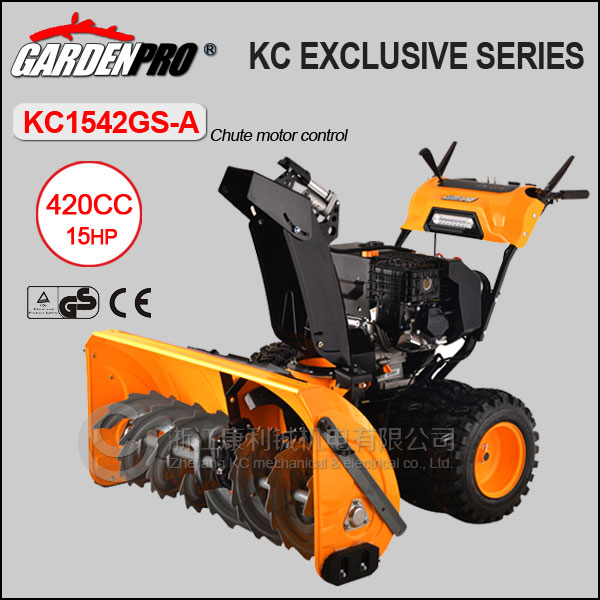 LONCIN Engine Snow Blower 15HP KC1542GS-A Industrial Snow Blower