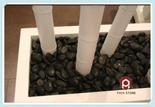 Moderate price landscaping pebble stone white pebble stone for landscaping