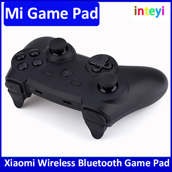 100% Original Xiaomi Mi Wireless Bluetooth GamePad Game Handle Remote Controller Joystick Game Pad For Android Smart TVPC Mi Pad