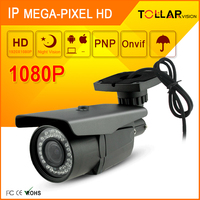 Security Protection IP Camera Outdoor With Mental Housing