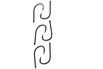 FH-011Latest style factory direct sale high carbon steel fish hooks size 6 gold