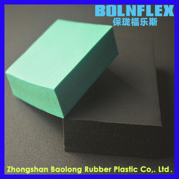 Closed Cell Insulation Rubber Sheet Construction Material/Insulation Foam