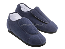 Old People Adjustable Antiskid Shoes Comfortable Health Slippers