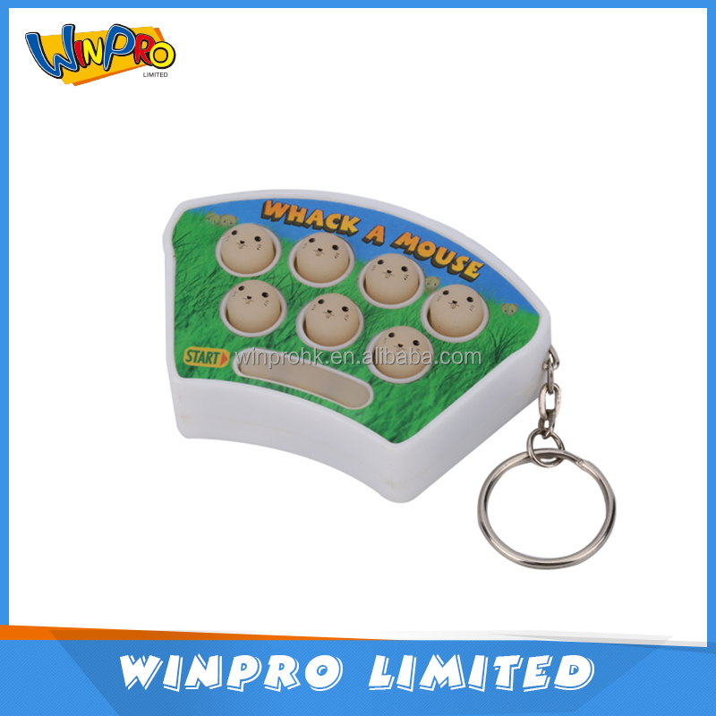 Whack a mouse electronic game small cheap toys for kids