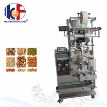 Fully automatic granule packing machine for peanut puffed food sugar with lowest price