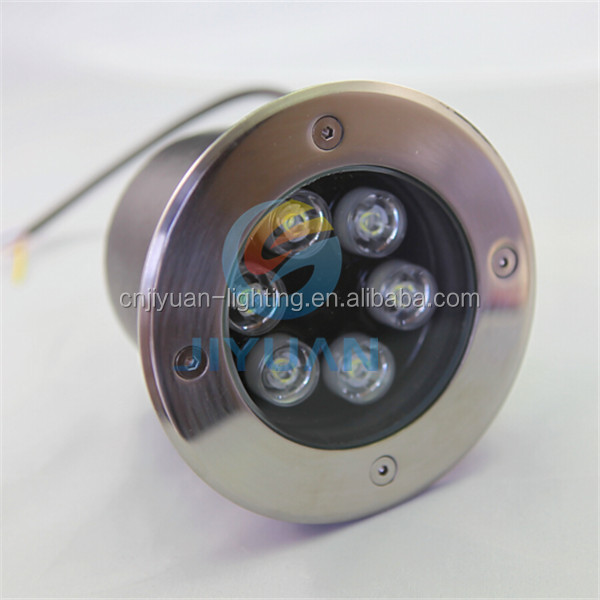 3w RGB(3IN1) led underground one led IP67 waterproof VST Electrical 3years warranty