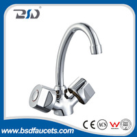 Classic design widespread basin faucet with 1/4 turn ceramic disc cartridge for Asia