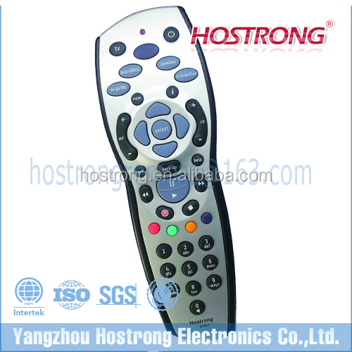 sky HD remote control with rubber battery cover