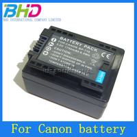 High quality for canon camera products batteries for cameras BP-718