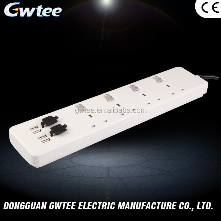 2017 New Style wholesale cheap china supplier surge protector GT-6128