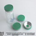 10ml glass vials with cap and crimper set