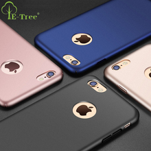 Ultralight Matte Anti Slip PC Hard Back Cell Phone Case For iPhone 6 Case Cover