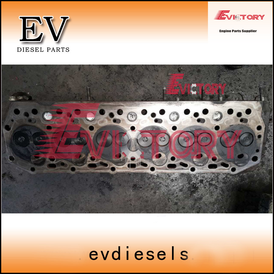 For Toyota Forklift engine rebuild 15Z cylinder head assy