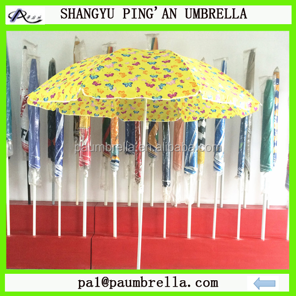 Umbrella tilt mechanism beach umbrella pattern umbrellas