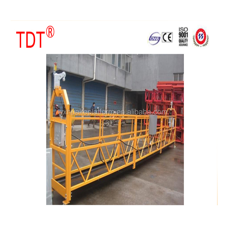 TDT Electric Lift Platform for Building Construction