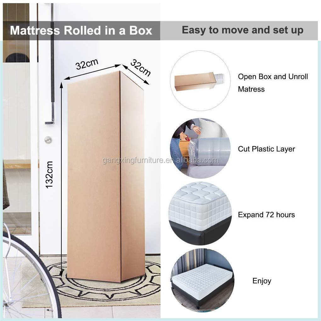 10 Inch Gel-Infused Memory Foam Hybrid Mattress, Twin - Jozy Mattress | Jozy.net