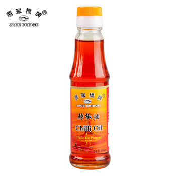 High quality spicy chili oil 150ml packing