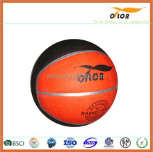 official match basketball custom designs Indoor colorful basketball