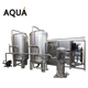 Aqua Machinery Packaged Drinking Water Treatment Plant / Water Filter Plant