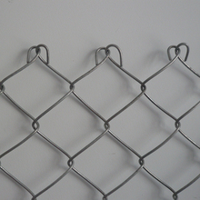 SS316 used chain link fence for sale factory