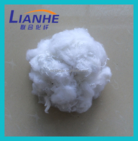 Bamboo Carbon Polyester Staple Fiber (Recycled)