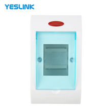 Good Quality Safety House ABS Plastic Power Waterproof Electrical Circuit Breaker Box