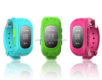 Smart GPS Children's Watch Phone Q50 , children's track watch