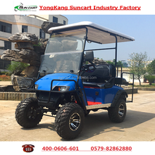 3000W 4 Passenger Electric golf cart,Hotel electric cart,four wheel electric car