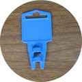 plastic clip accessory for drill bits