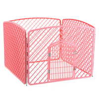 Pet Plastic Playpen Dog Plastic Fence for Small Animals