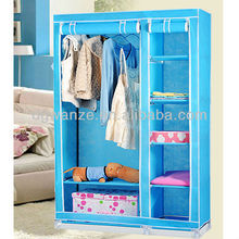 portable folding fabric wardrobe/closet/canvas/cabinet/almirah design