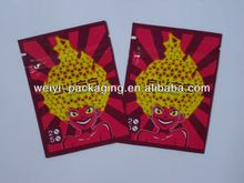 super 2014 hot products sell empty bugged out herbal incense bag
