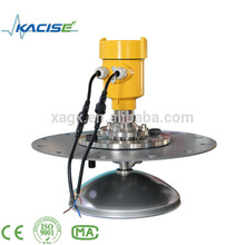 Low cost dielectric liquid distance measurement instruments flanged guided wave radar level sensor