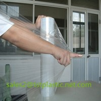Cast Pallet Hand Roll Stretch Film 500mm
