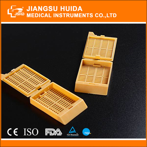 JSHD China Plastic tissue strip hole embedding cassettes