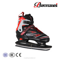 Hot selling best price China manufacturer oem BW-902-1 hockey ice skating shoes
