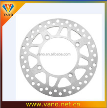 VANO Motorcycle Front Disc Brake Rotor for DR350 motorcycle disc brake plate