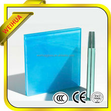 3mm 4mm 5mm 6mm 10mm 12mm 15mm 19mm Tempered laminated glass price for Building Glass