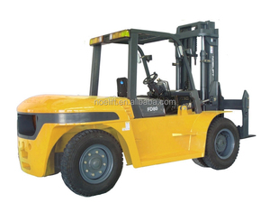 used toyota quality 8ton diesel forklift truck special for get into container