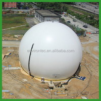 biogas equipment gas tank for sewage treatment plant