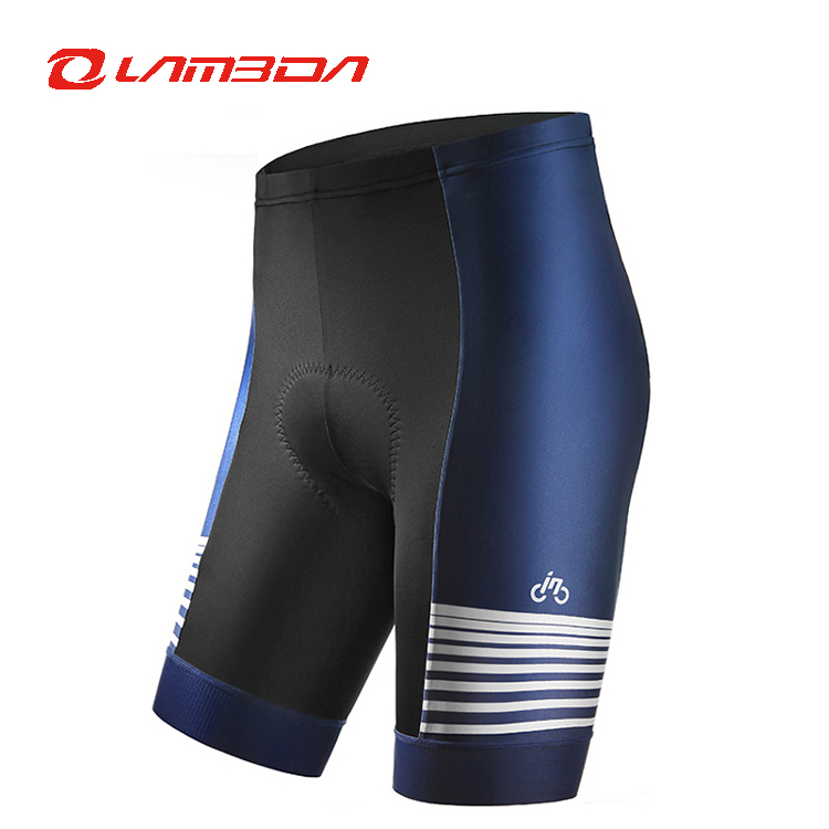 Hot China Products with cushion printed wholesale cycling shorts