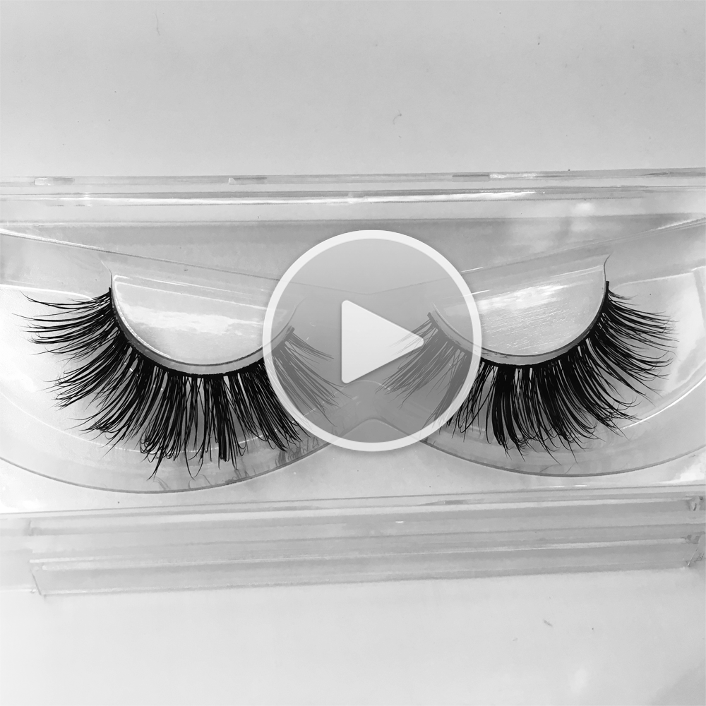 Wholesale Price 3D Lashes Natural Eyelashes Private Label Eyelashes Mink