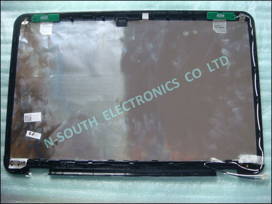 Black For Dell n5110 15r Laptop LCD Screen Housing PT35F